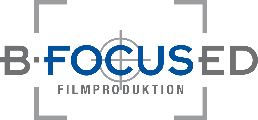 B-FOCUSED Filmproduktion Logo